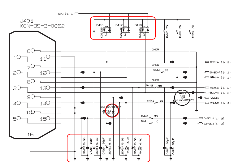 Implement Plug Wiring Diagram