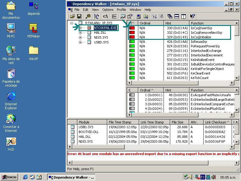 TP-Link USB Wireless TL-WN722N on Windows 2000 - Windows 2000/2003