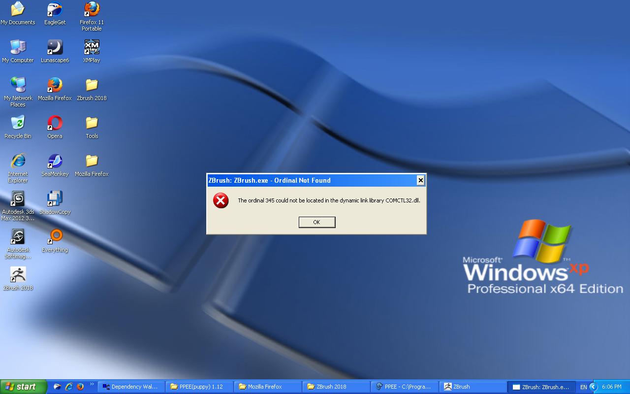 How to Run the latest Programs on XP 64? - Windows XP 64 Bit