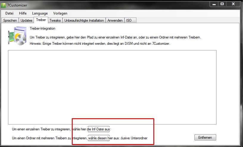 7Customizer - a Windows 7 Customization and Deployment tool - Page