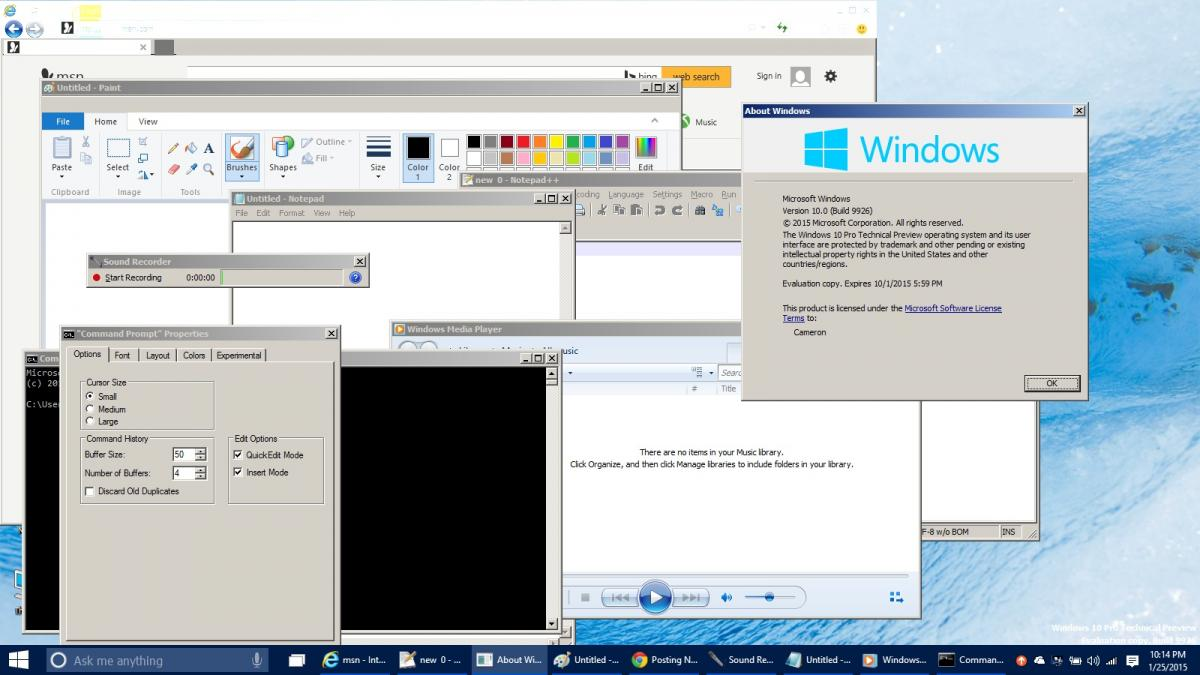 Simple hack enables classic theme in Windows 10 (and 8, too