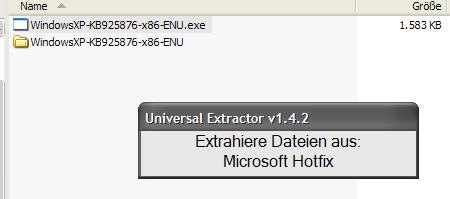Can't integrate KB925876 - nLite - MSFN