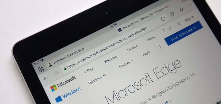 Microsoft Integrates Its Old Browser in Its New Browser - MSFN